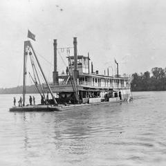 Arkansas (Towboat, Snagboat 1900-1940)
