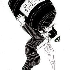 """""""Class Spirits"""" cartoon"""