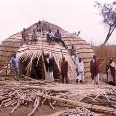"""Ceremonial Tomb Being Built for King """"Freddie """" Mutesa II"""