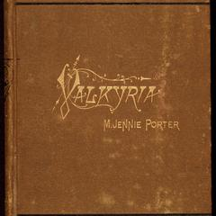 Valkyria ; or, Chaplets of Mars