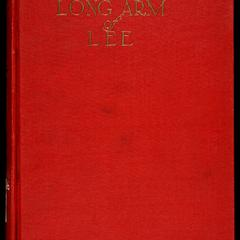 Long arm of Lee ; or, The history of the artillery of the Army of Northern Virginia