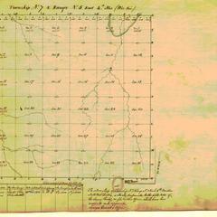 [Public Land Survey System map: Wisconsin Township 07 North, Range 05 East]