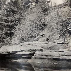 Sandstone on Poplar River