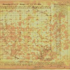 [Public Land Survey System map: Wisconsin Township 11 North, Range 04 West]