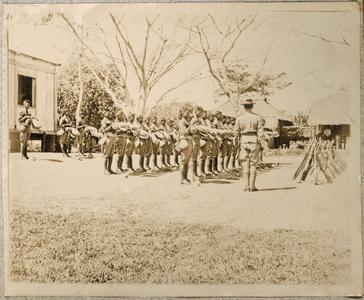 1st Co. Isabela, PC, Capt. Knoll Capt. Lieut. Bruner