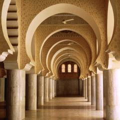 Arches in the Interior of the Great Mosque