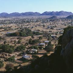 View of Thamaga
