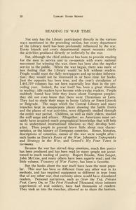 Page 22 - Report of the librarian - Twenty-eighth and twenty-ninth annual reports of the Minneapolis Public Library, 1917-1918 28th/29th [1919?]