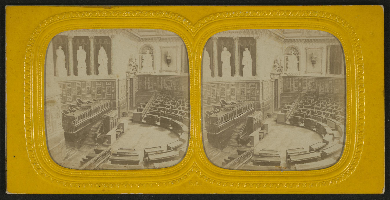 Salle de seances, Sénat (1 of 4)
