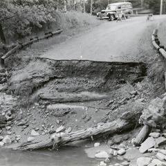 Flooding at Copper Falls