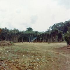 Enclosure of the Chief of the Baselenge at Ngongo Sengele