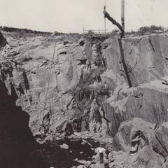 Marathon Granite Co. quarry
