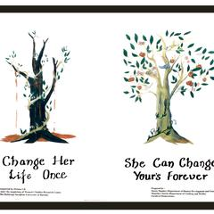 Change her life once--she can change yours forever