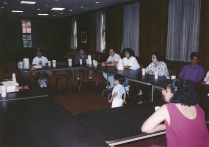 Meeting of La Colectiva Cultural de Aztlan