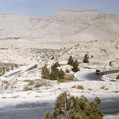Mountain Road to Garian in Tripolitania