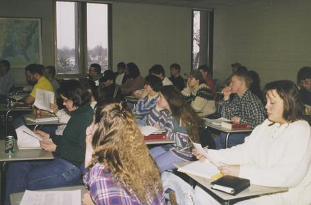 Interdisciplinary Studies 290 class