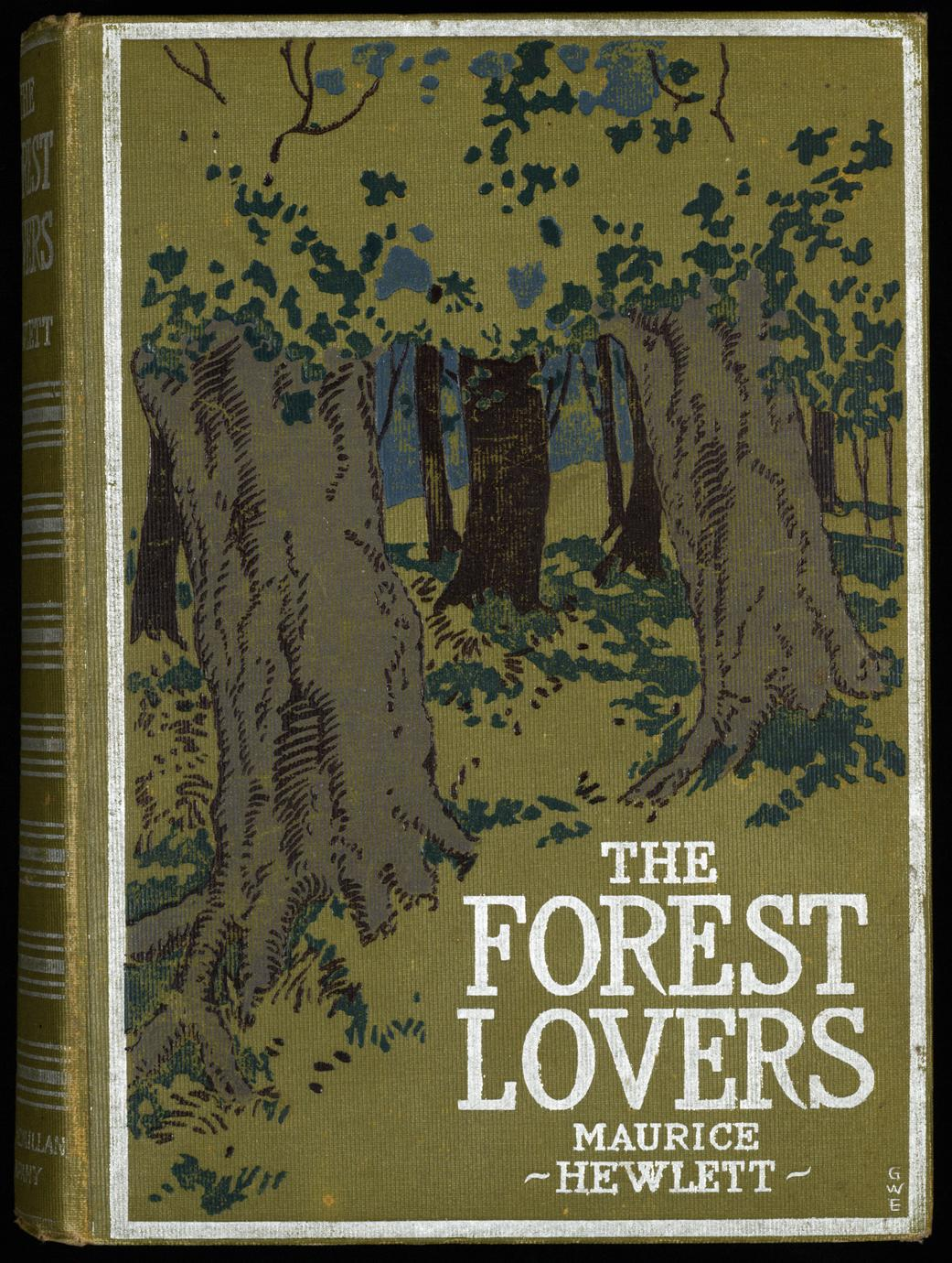 The forest lovers : a romance (1 of 3)