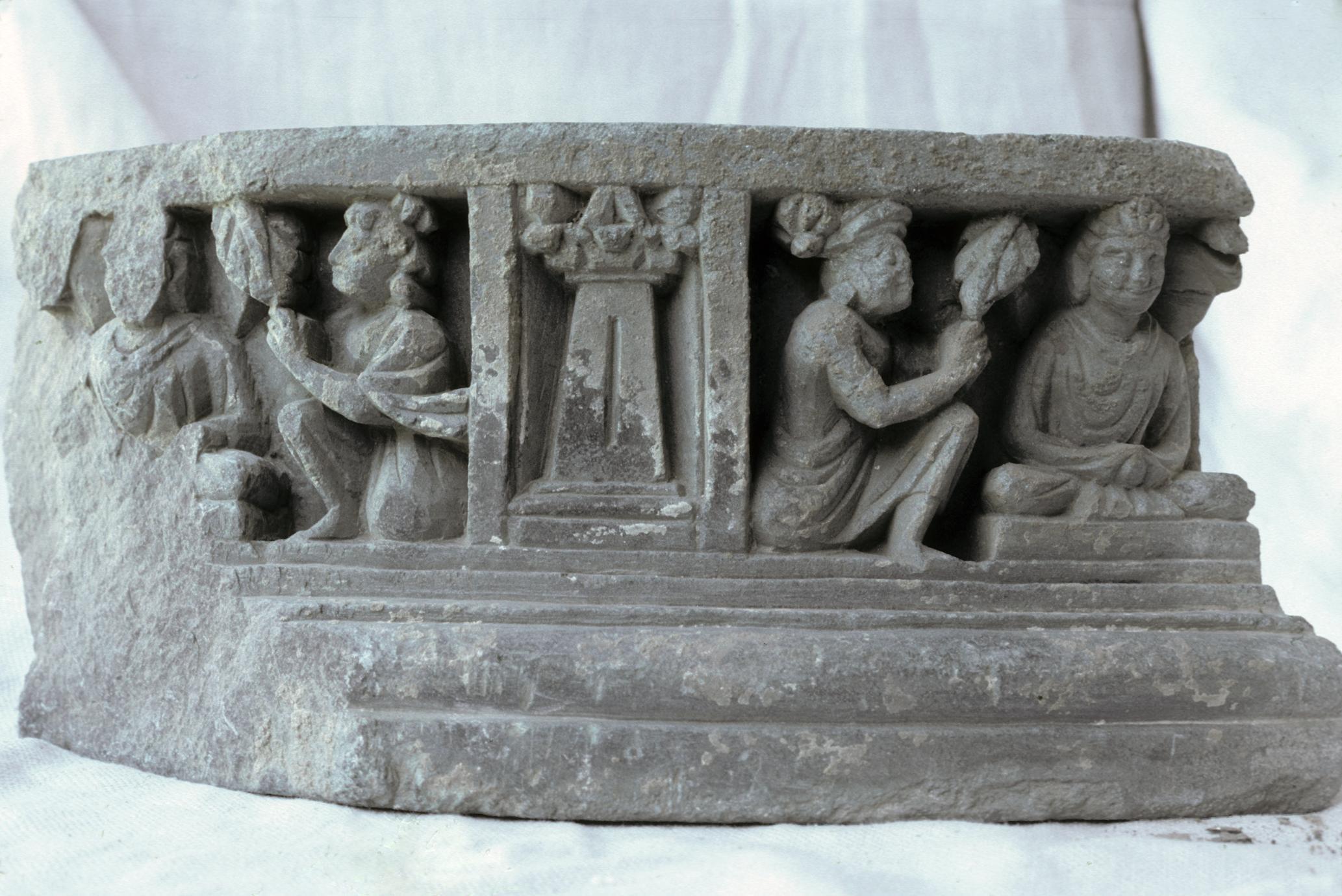 NG013, Adoration of the Buddha (1 of 3)