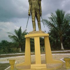 Staute of Toussaint L'Ouverture, Founder of Haiti