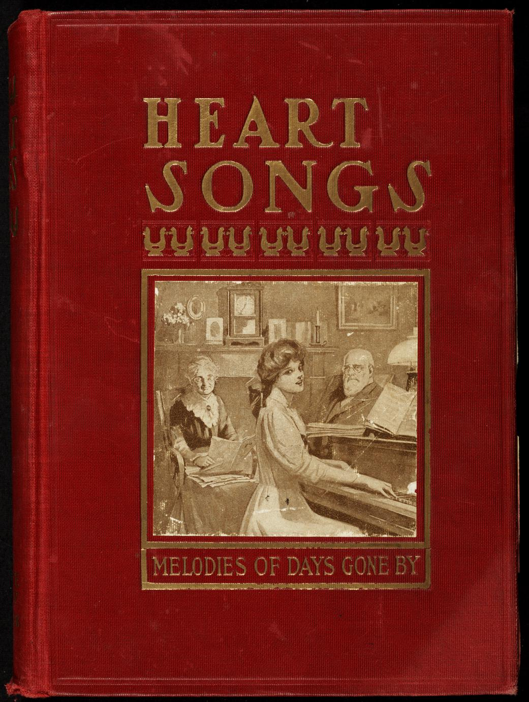 Heart songs dear to the American people (1 of 2)