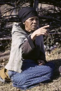 Southern African storyteller : Nohatyula Miyeki, a Xhosa storyteller
