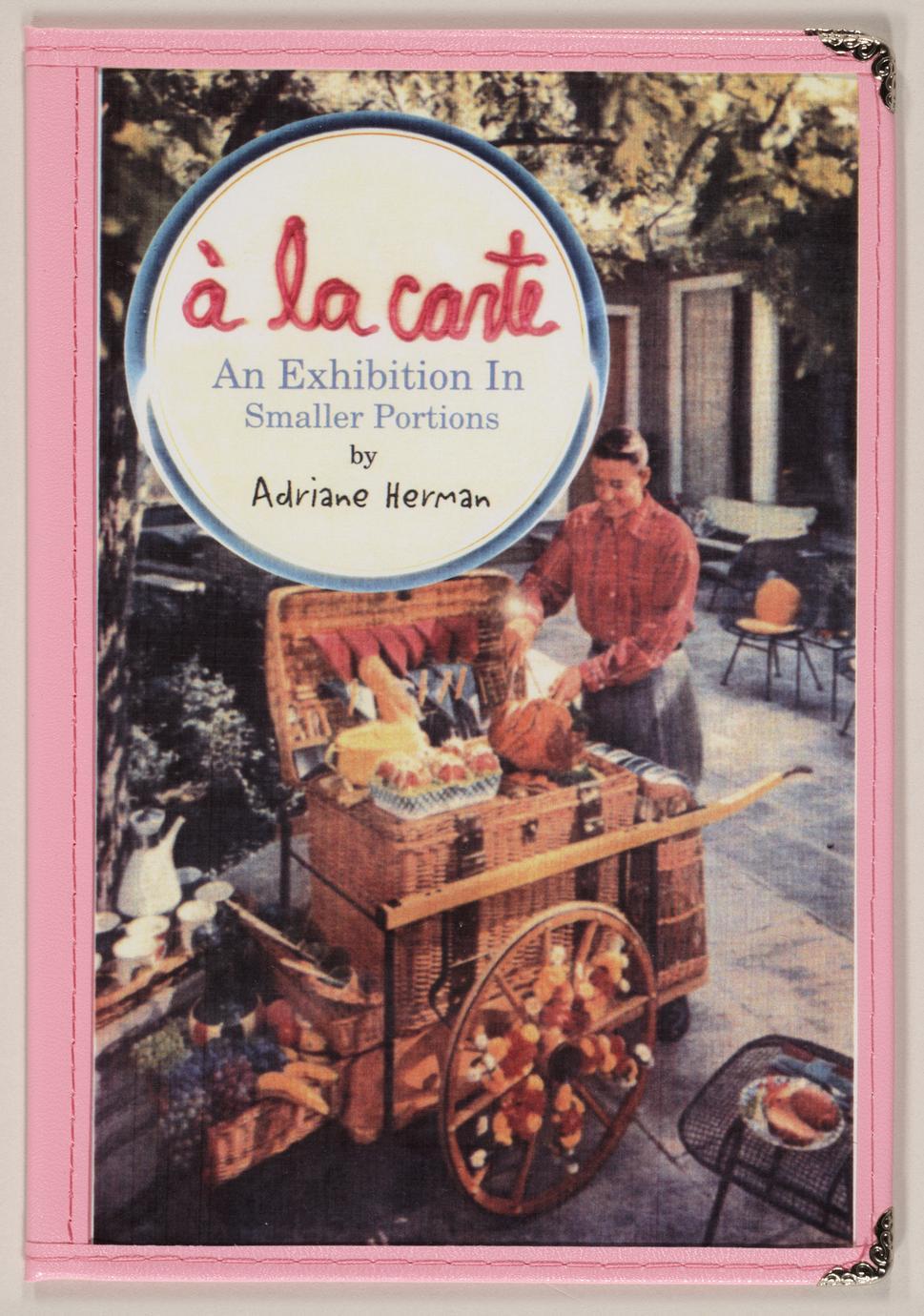 À la carte : an exhibition in smaller portions (1 of 3)