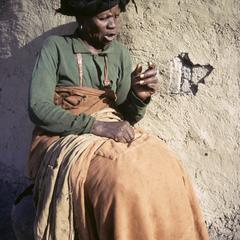 Southern African storyteller : Nontsomi Langa, a Xhosa storyteller