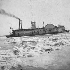 John F. Lincoln (Railroad transfer ferry, 1881-1902)