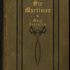 Sir Mortimer : a novel