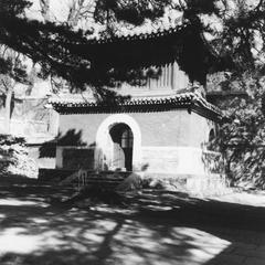 Badachu (Eight Grand Sites) 八大處 : Xiangjie Si (Fragrant World Temple) 香界寺.