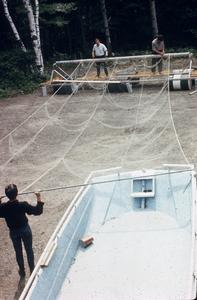 Sandford (Sandy) Engel research on fish distribution and coho stocking (5)