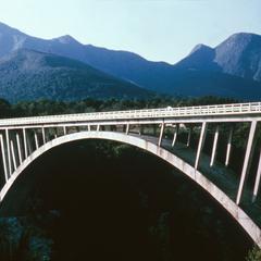Storm River Bridge