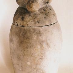 Canopic urn