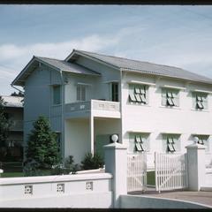 USOM director's house