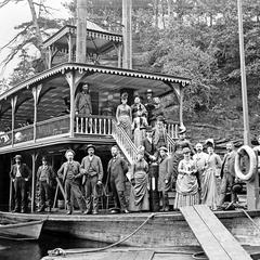 Dell Queen (Excursion boat, 1870s)