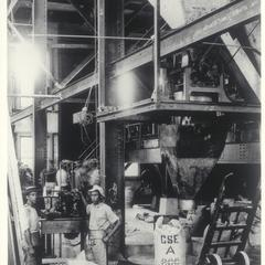 Canlubang sugar factory, 1928