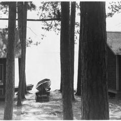 Trout Lake cabins
