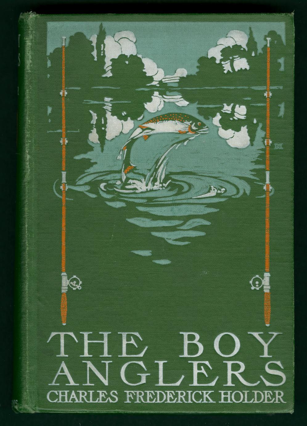 The boy anglers