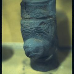 Head of Eshu (Exu) Toscamente