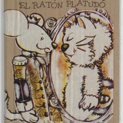 El gato peludo y el ratón platudo