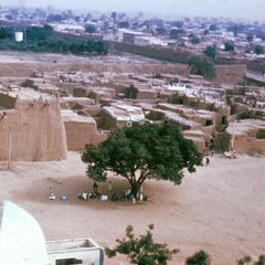 The Emir's Compound and Prayer Ground in Kano