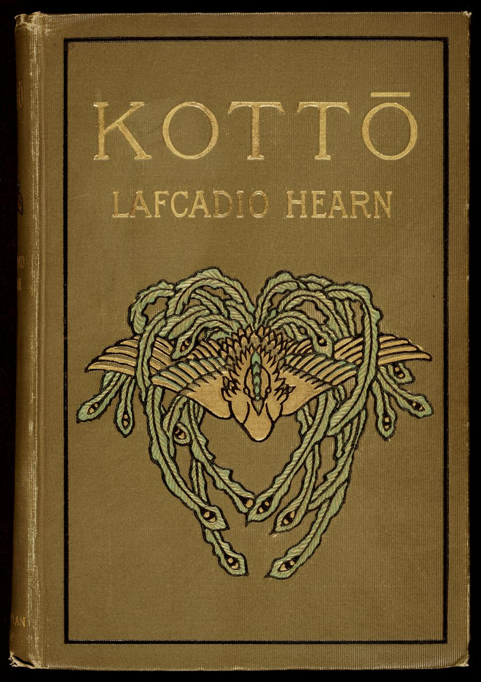 Kottō : being Japanese curios, with sundry cobwebs (1 of 2)
