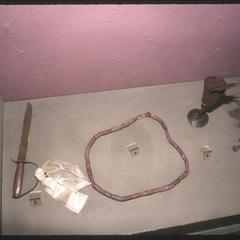 Yansan (Yansa/Iansa) Beads and Ferramentes