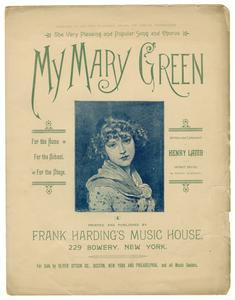 My Mary Green