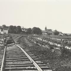 View of New Glarus, 1913