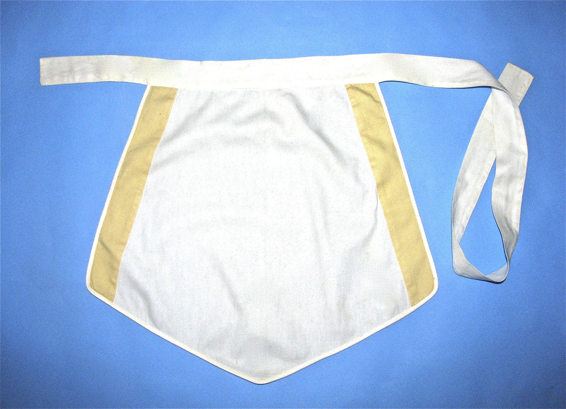 Maid's half apron