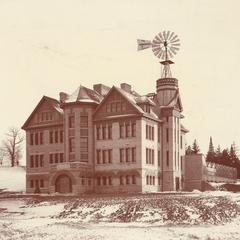 King Hall, ca. 1900