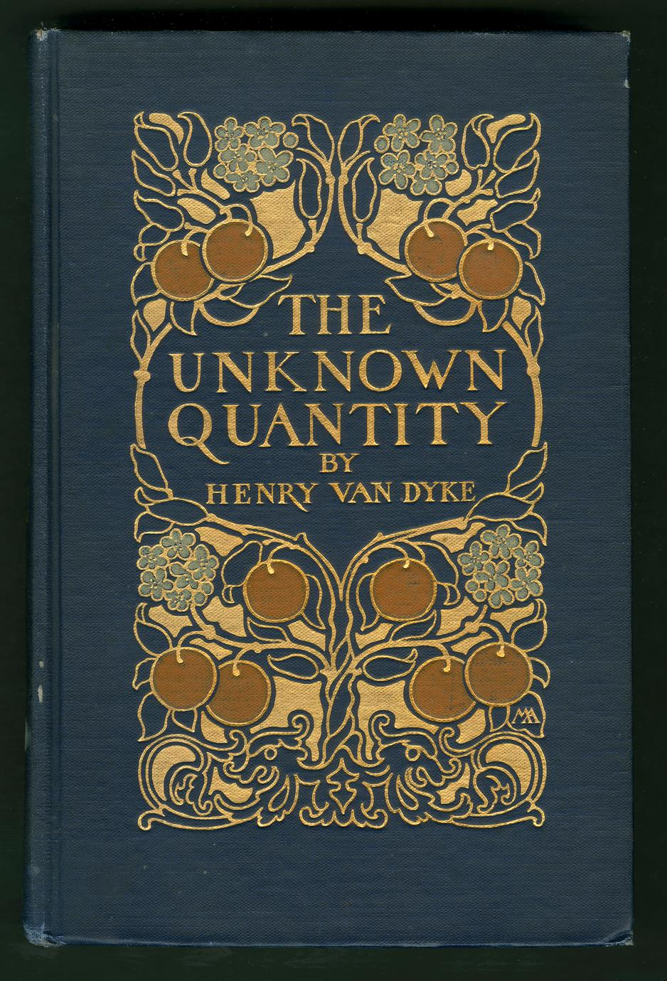 The unknown quantity : a book of romance and some half-told tales (1 of 3)