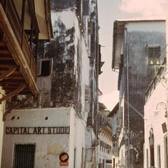 Street in Old Zanzibar