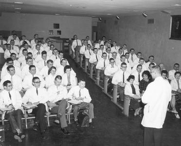 Medical School Lecture Hall